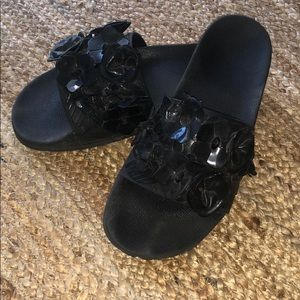 Tory Burch Slides Used